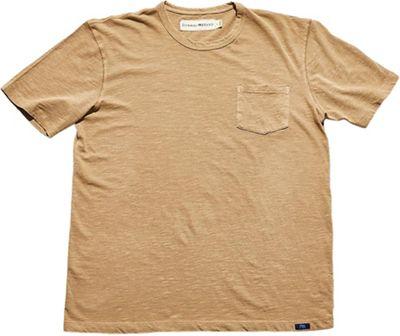 The Normal Brand Vintage Men's Slub Short Sleeve Pocket T