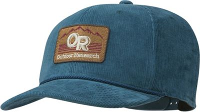 dc397e5ec86b4 Outdoor Research Advocate Cord Trucker Cap - Moosejaw