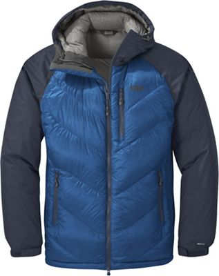 Outdoor Research Men's Alpine Down Hooded Jacket