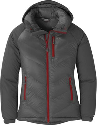 Outdoor Research Women's Alpine Down Hooded Jacket