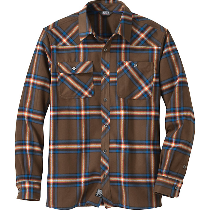 Outdoor Research Or mens feedback flannel shirt