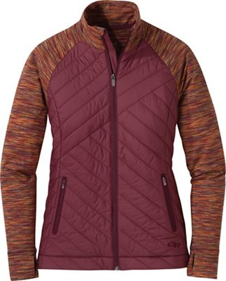 Outdoor Research Women's Melody Hybrid Full Zip Jacket