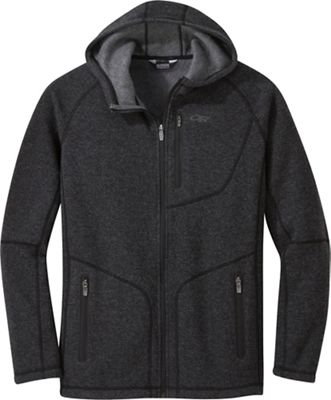 Outdoor Research Men's Vashon Fleece Full Zip Hoody
