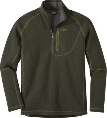 Outdoor Research Men's Vashon Fleece Qtr Zip Top