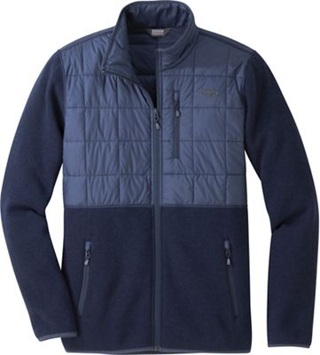 Outdoor Research Men's Vashon Hybrid Full Zip Top