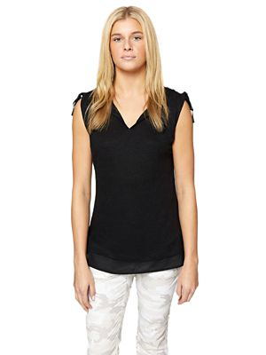 Sanctuary Women's Nora Mix Tee
