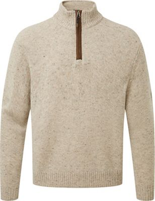 Sherpa Men's Kangtega Quarter Zip Sweater