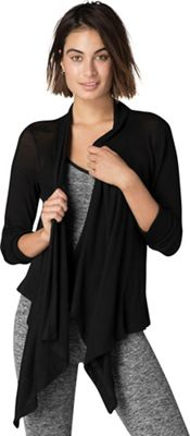 Beyond Yoga Women's Open Drape Cardigan