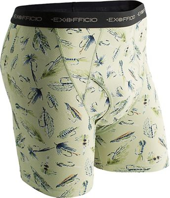 ExOfficio Men's Give-and-Go Printed Boxer Brief