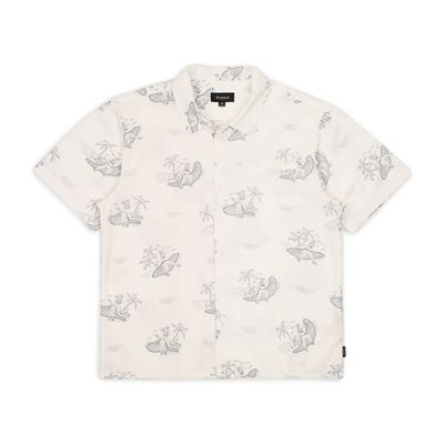 Brixton Men's Bueller SS Shirt