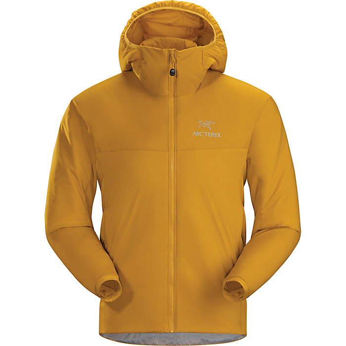 Lichen Burton Static Softshell Hooded Zip Jacket L