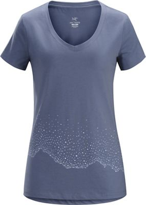 Arcteryx Women's Effervescent SS V Neck Top