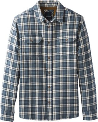 Prana Men's Ansel LS Flannel Shirt