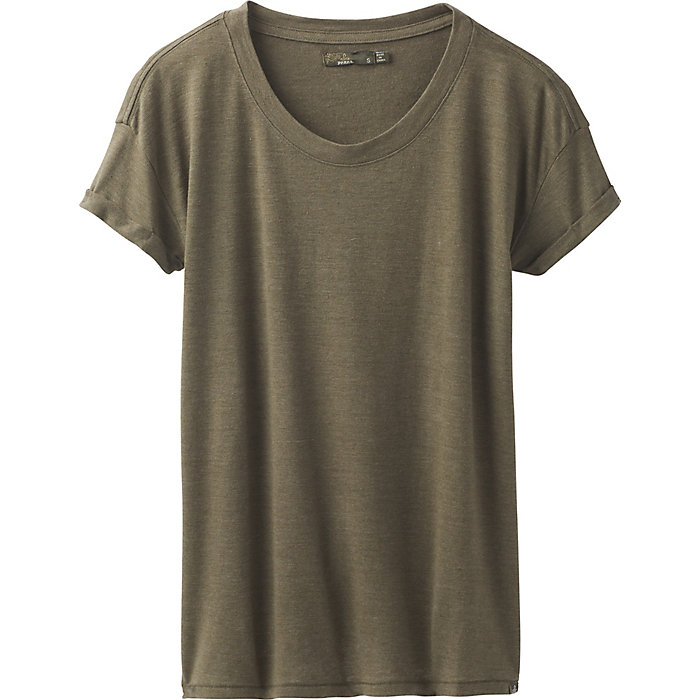 223810674 Prana Women's Cozy Up T-Shirt - Moosejaw