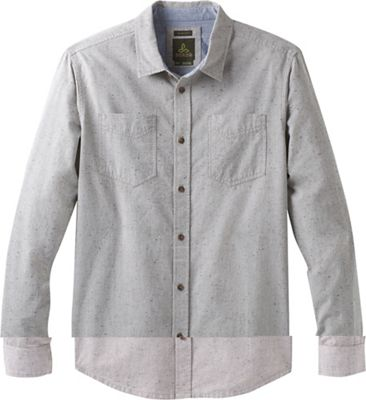 Prana Men's Dilettante LS Shirt