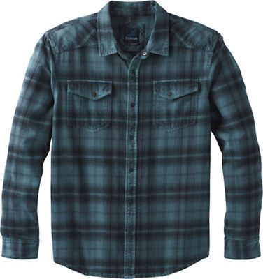 Prana Men's Horizon LS Flannel Shirt