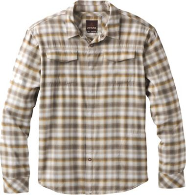 Prana Men's Miki LS Flannel Shirt