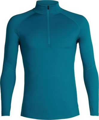 Icebreaker Men's 150 Zone LS Half Zip Top