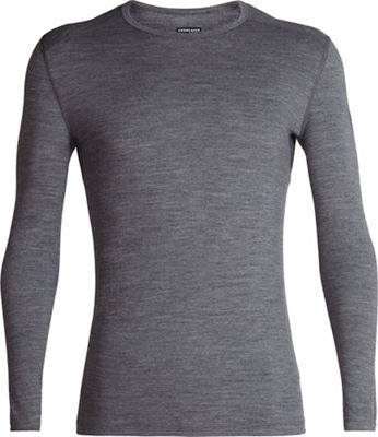 Icebreaker Men's 200 Oasis LS Crewe Top