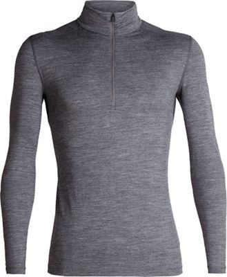 Icebreaker Men's 200 Oasis LS Half Zip Top