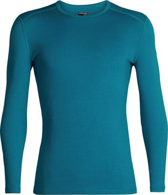 Icebreaker Men's 260 Tech LS Crewe Top