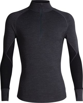 Icebreaker Men's 260 Zone LS Half Zip Top