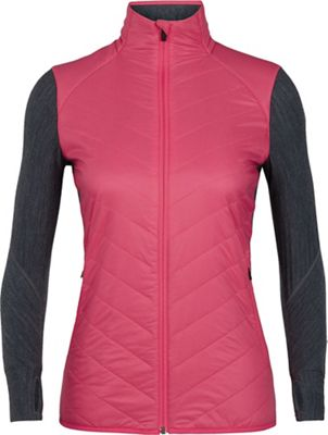 Icebreaker Women's Descender Hybrid Jacket