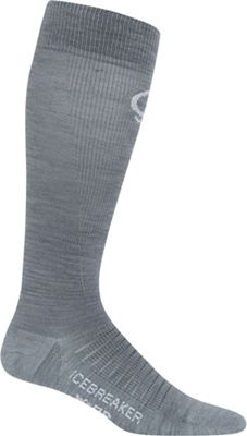 Icebreaker Women's Ski + Compression Ultralight Over The Calf Sock