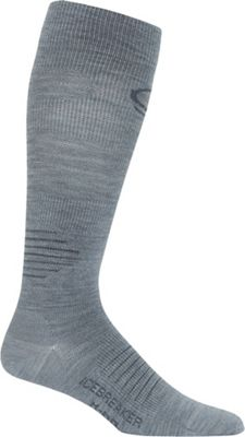 Icebreaker Men's Ski+ Compression Ultra Light Over The Calf Sock