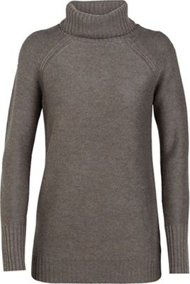 Icebreaker Women's Waypoint Roll Neck Sweater