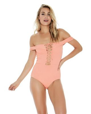 L Space Women's Anja One Piece Swimsuit