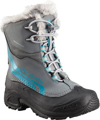 Columbia Youth Bugaboot Plus IV Omni-Heat Boot