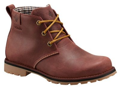 Columbia Men's Marquam WP Chukka
