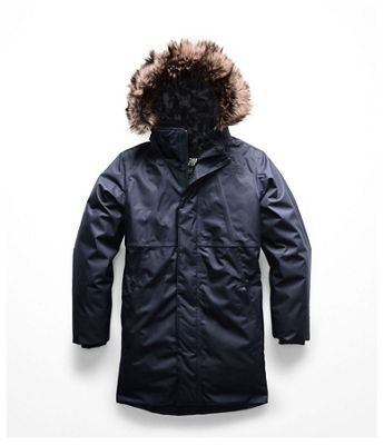 The North Face Kid's Arctic Swirl Down Jacket