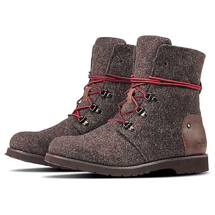ce1c7770e The North Face Women's Ballard Lace II Heathered Boot - Moosejaw