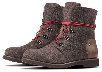 The North Face Women's Ballard Lace II Heathered Boot