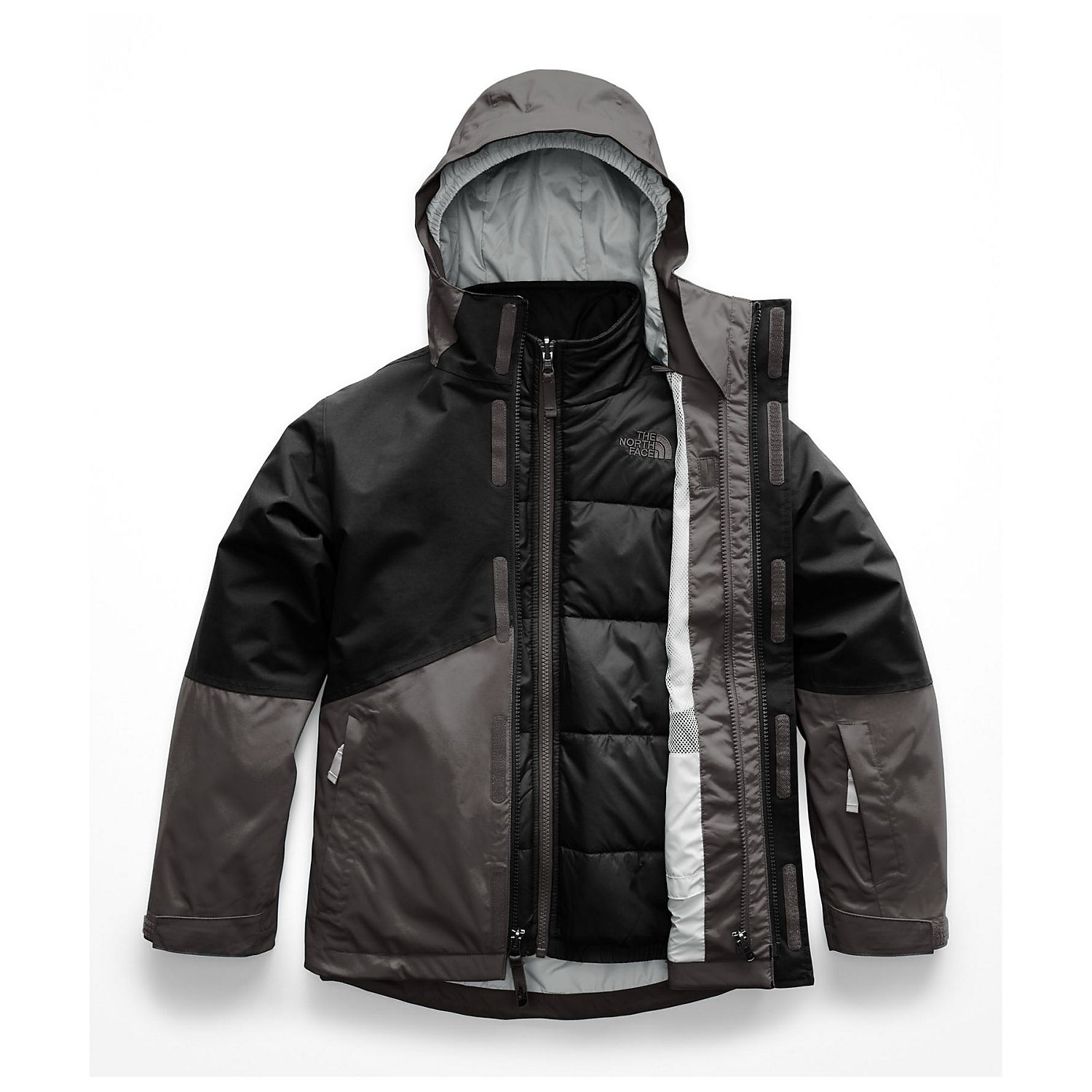 732e78381 The North Face Kid's Boundary Triclimate Jacket