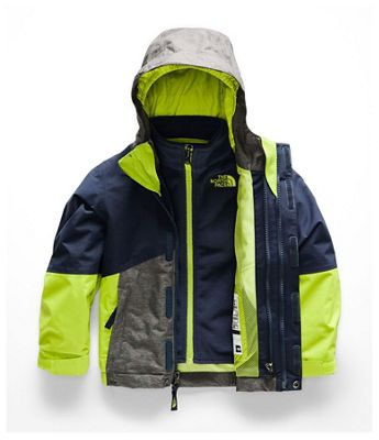 The North Face Toddler's Boys Boundary Triclimate