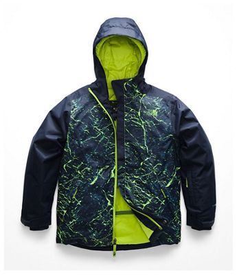 The North Face Kid's Brayden Insulated Jacket
