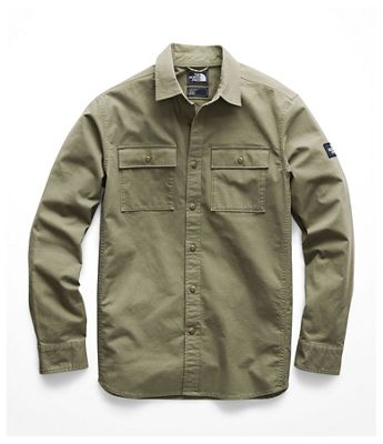 The North Face Men's Battlement Utility LS Shirt