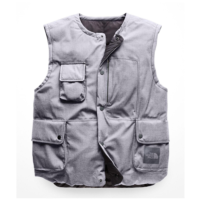 2ceb7da718894 The North Face Men's Cryos Reversible GTX Vest - Moosejaw