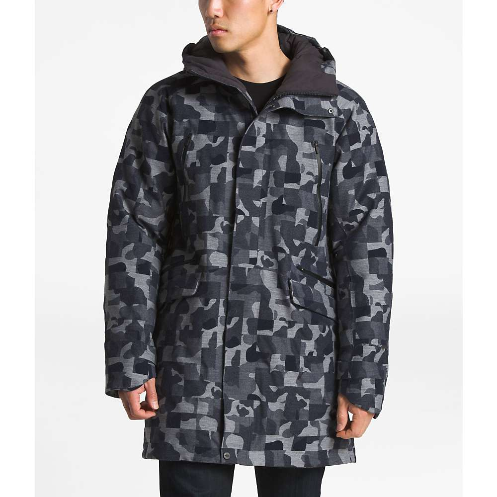 ab57c21a574 The North Face Men's Cryos Wool Blend GTX Down Parka - Moosejaw