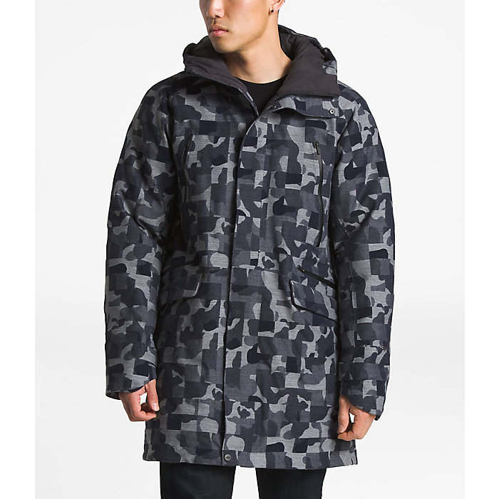 fad2706bd The North Face Men's Cryos Wool Blend GTX Down Parka - Moosejaw