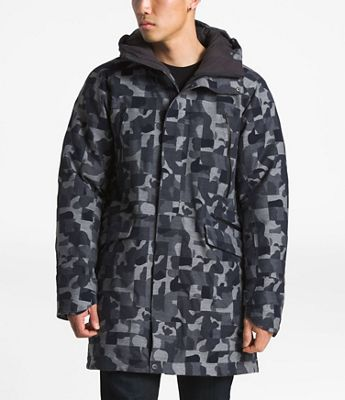 The North Face Men's Cryos Wool Blend GTX Down Parka