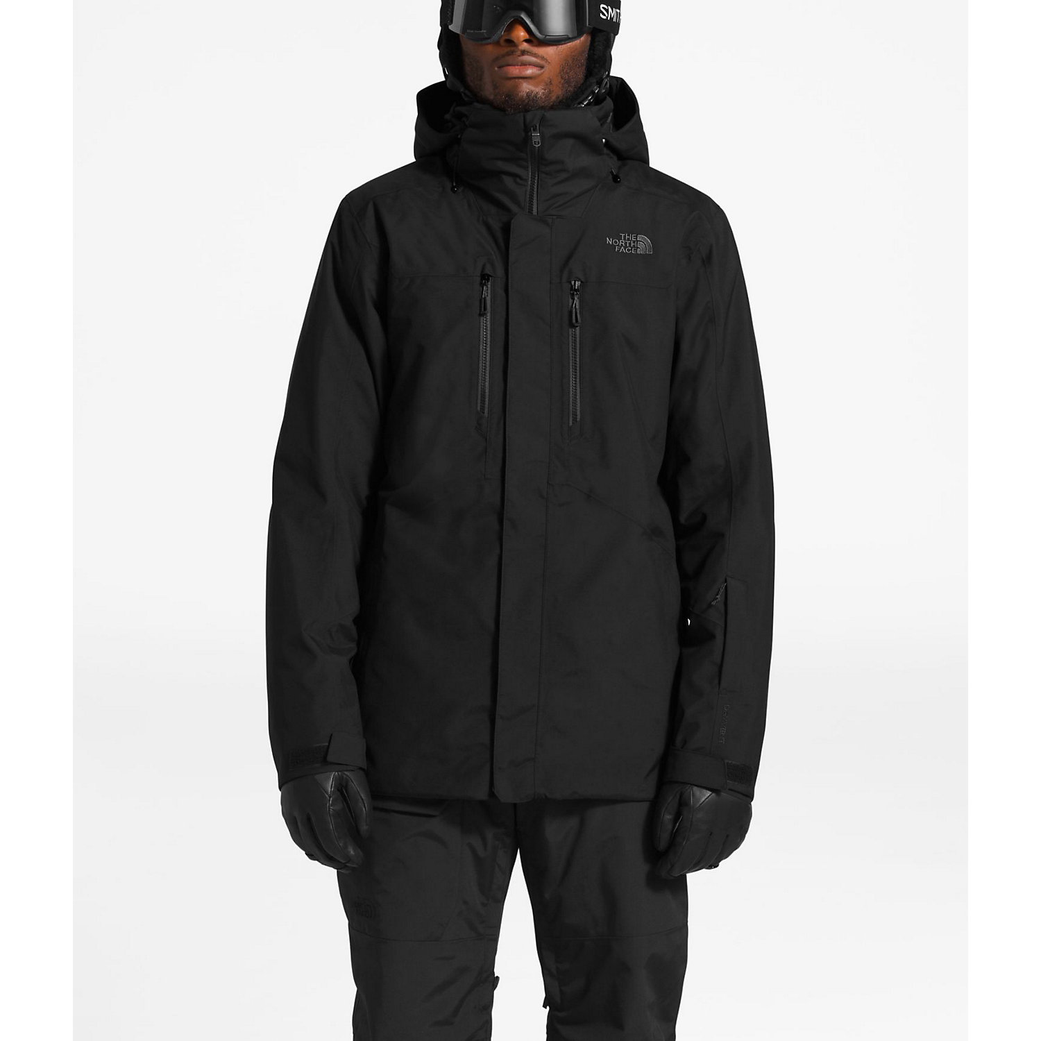 81d2fb60c The North Face Men's Clement Triclimate Tall Jacket