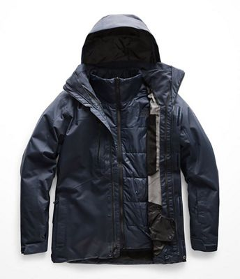 The North Face Men's Clement Triclimate Tall Jacket