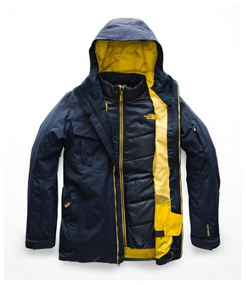 The North Face Men's Fourbarrel Triclimate Jacket