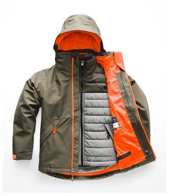 The North Face Kid's Fresh Tracks Triclimate Jacket