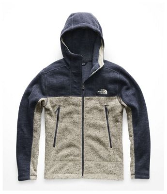 The North Face Men's GL Alpine Full Zip Hoodie