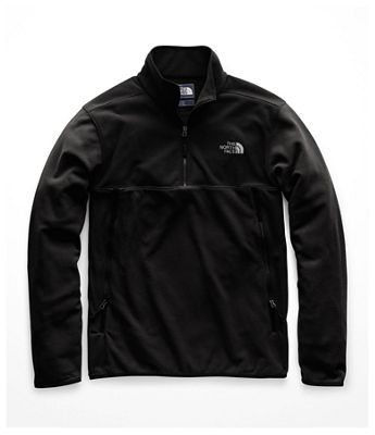 The North Face Men's Glacier Alpine 1/4 Zip Top